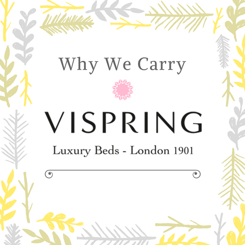 why do we carry the Vispring line?