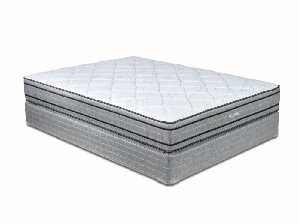 Willow Plush innerspring mattress