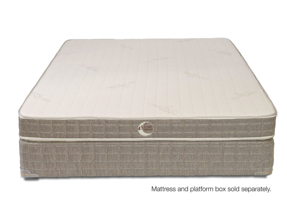 Simple, Durable, Natural Winslow Latex Mattress