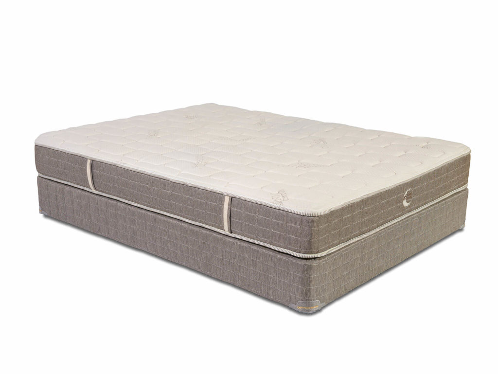 Woodlawn Firm Latex Mattress Side View