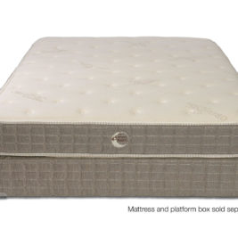 Luxurious Woodlawn Plush Latex Mattress