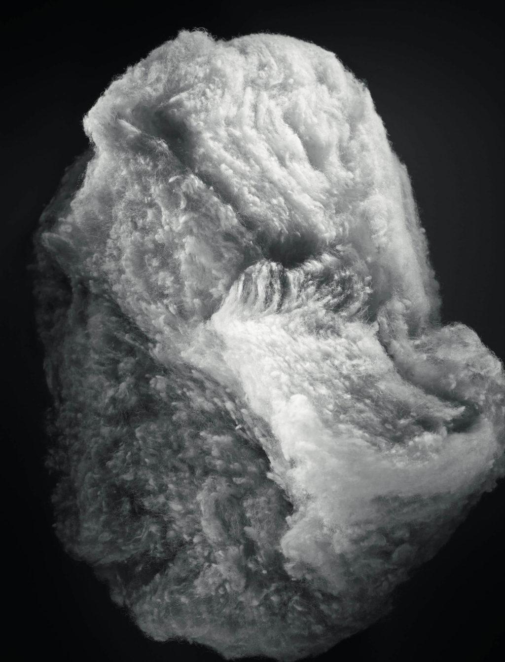 Vispring Platinum Certified Real Shetland Wool Image