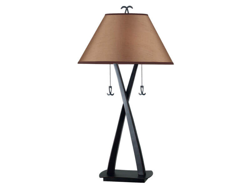 Kenroy Wright Table Lamp Bedrooms and More Seattle