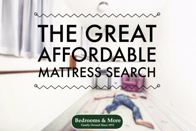affordable mattress search