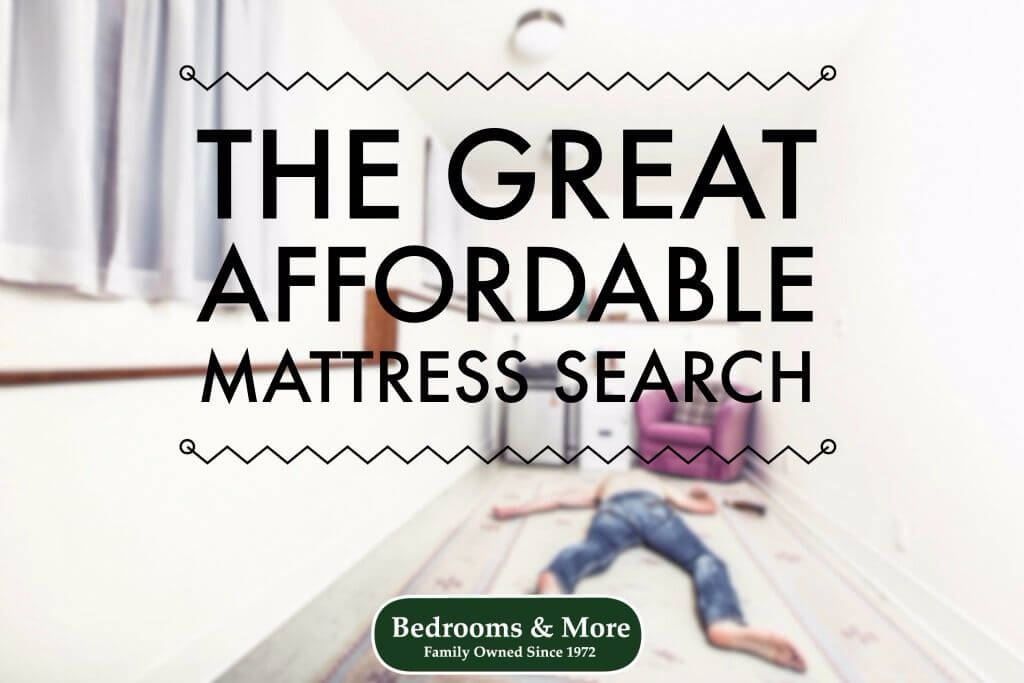 The Great Affordable Mattress Search | Seattle