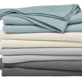 Coyuchi Carmel Blanket