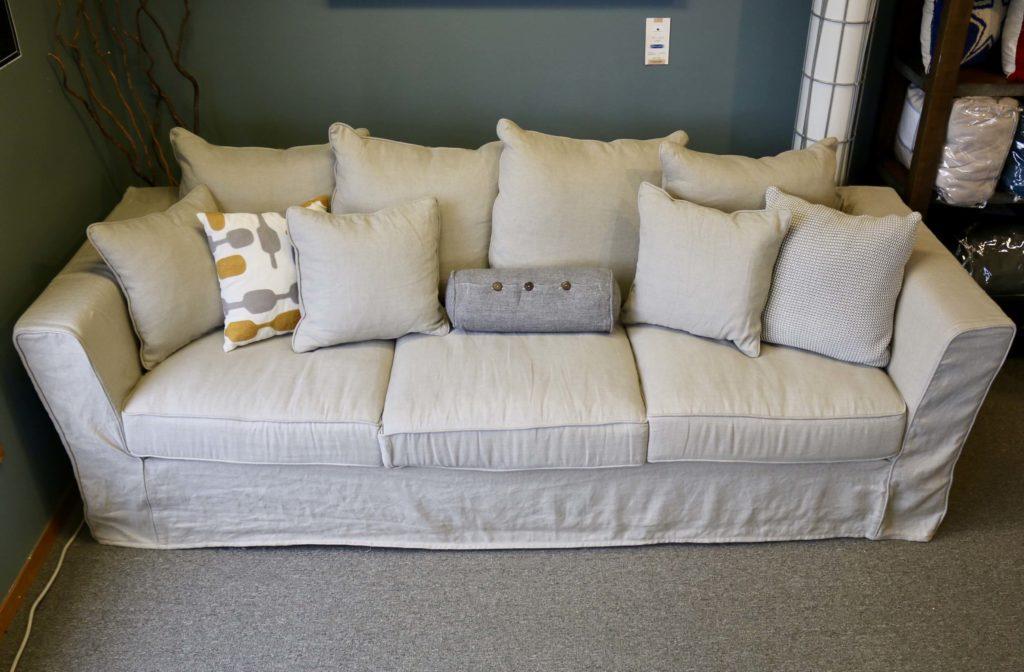 dunlin three-seater sofa