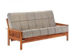 Night & Day Continental Trinity Futon (Hickory)