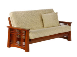 Night & Day Solstice Futon Frame (Cherry)