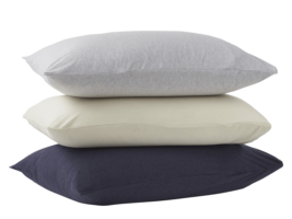 Coyuchi Jersey Pillowcases