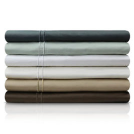 Malouf 600TC Egyptian Cotton Sheet Set