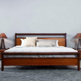 Panama Low Queen Bed Frame