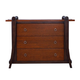 Quality Bedroom Panama 3 Drawer Dresser
