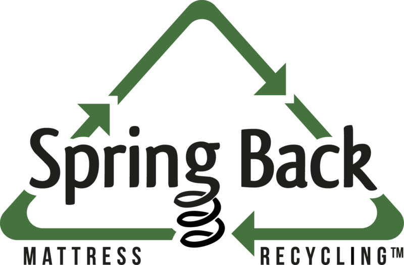 Spring Back Recycling Logo