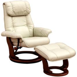 ventura Chair & Ottoman