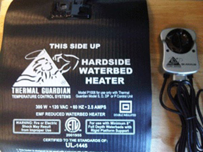 Guardian Quantum Solid State Waterbed Heater Seattle
